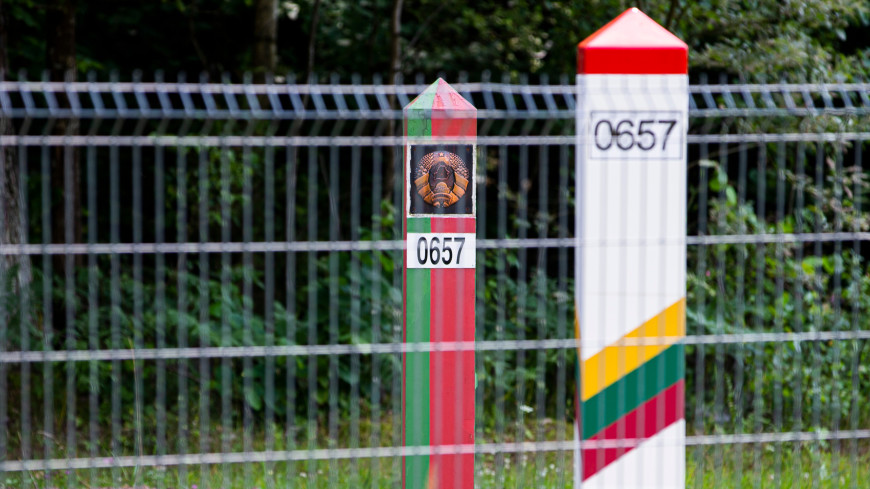 Неевропейские ценности: нелегальных мигрантов выгоняют из Литвы в Беларусь