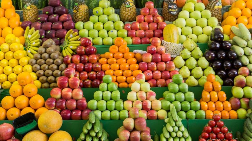 Минсельхоз: Цены на овощи и фрукты в России начали снижаться