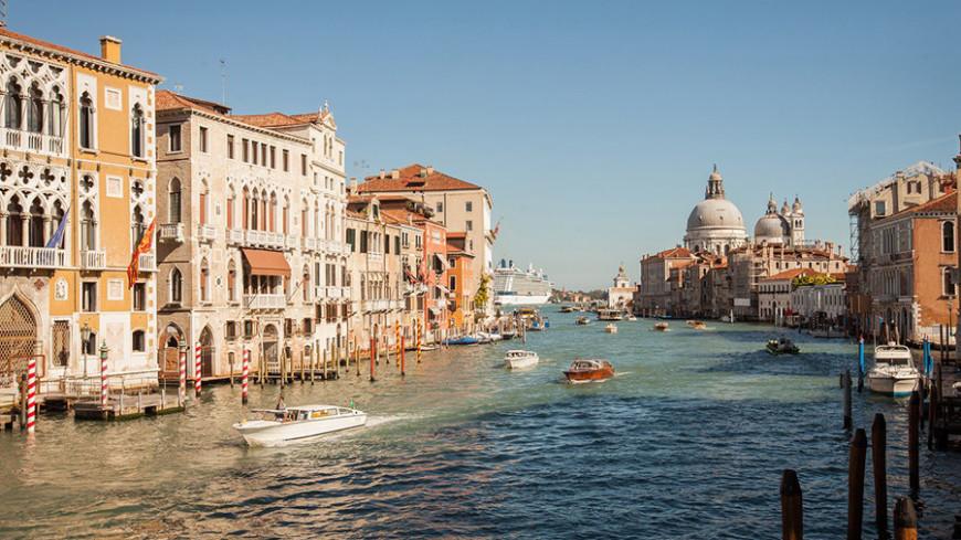 На дне венецианского канала нашли остатки римской дороги