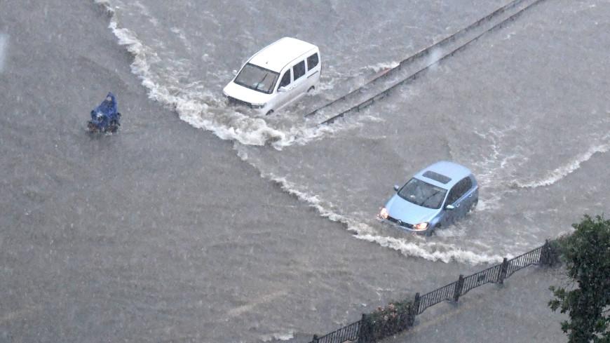 Обзор зарубежных СМИ: наводнение в Китае и судьба Олимпиады