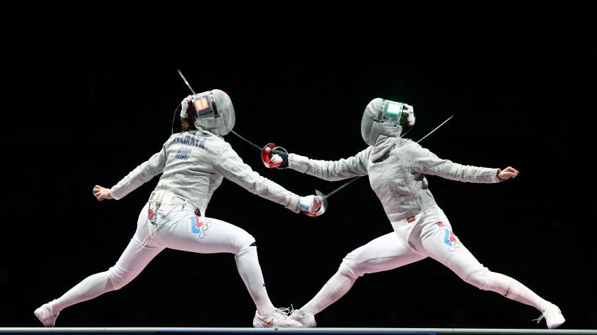 Российские саблистки выиграли золото и серебро Олимпиады