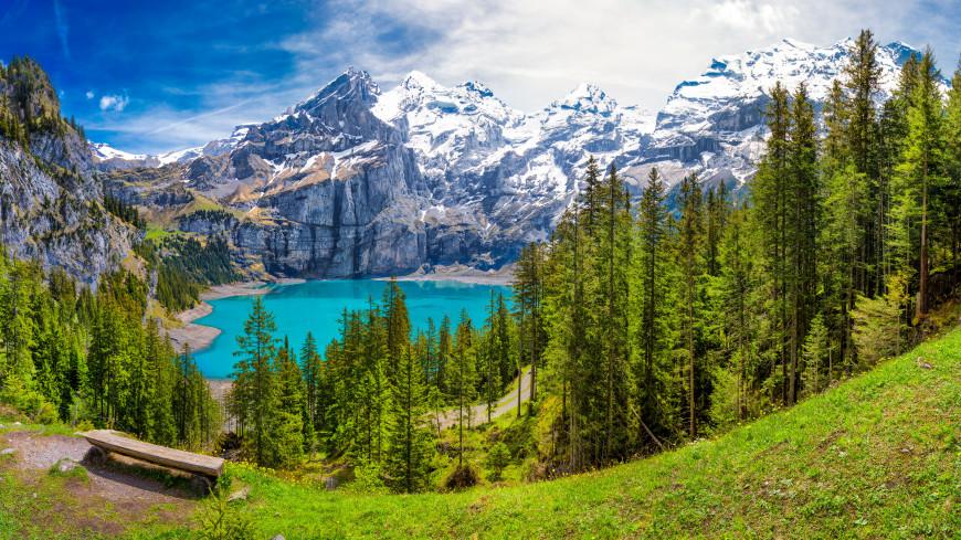В Швейцарских Альпах из-за потепления возникло более тысячи новых озер