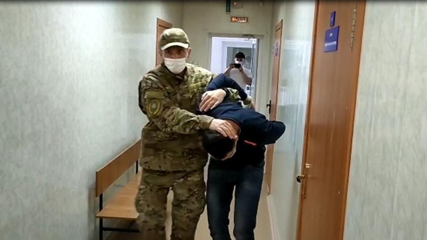 В Новосибирске задержан сторонник террористической организации