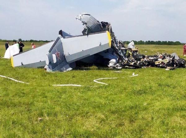 Четыре человека погибли при крушении самолета в Кузбассе