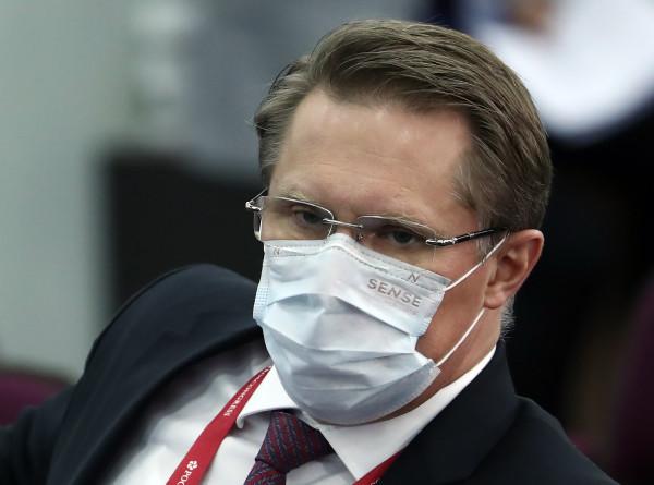 Мурашко оценил ситуацию с распространением COVID-19 в России