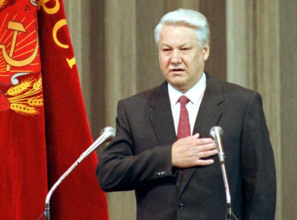 Ельцин в авангарде: как рождалась новая Россия