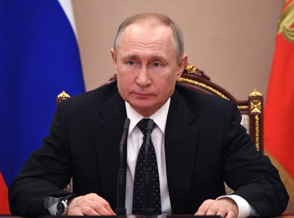 Путин: Необходима совместная работа России и США в области кибербезопасности