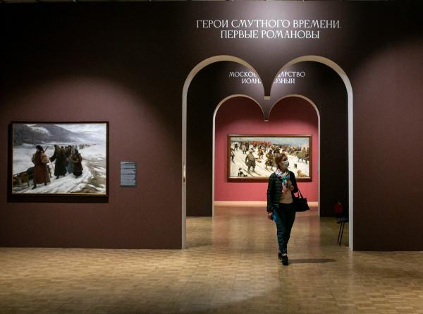 Искусство через века: Третьяковская галерея показала историю России глазами живописцев