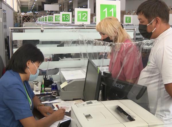 Загранпаспорта с чипами начали выдавать в Кыргызстане
