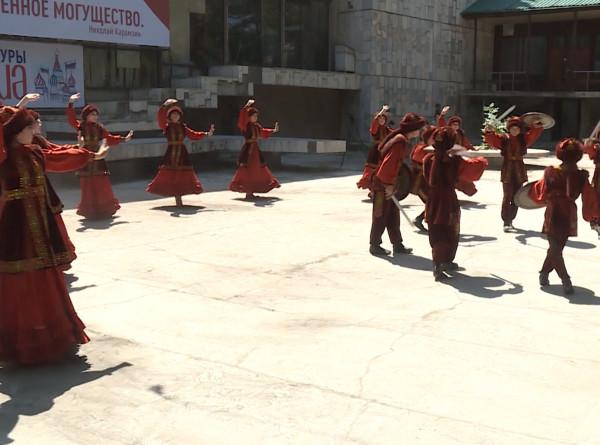 Фестиваль русской культуры проходит в Бишкеке