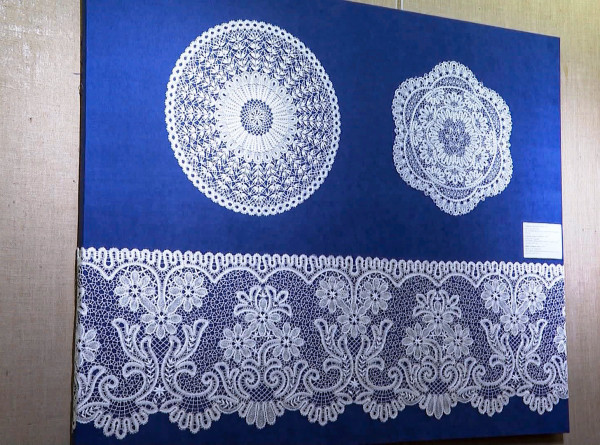 Выставка «Вологодское кружево» открылась в Таджикистане