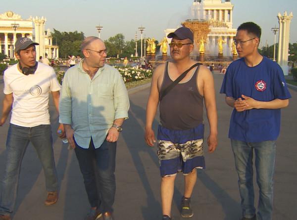 Герои документального фильма «Stories о настоящих человеках» приехали в Москву