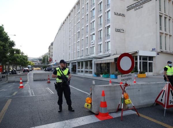 Люди в штатском на вилле Ла-Гранж: в Женеве все готово к переговорам Путина и Байдена