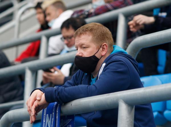 Ограничения в Петербурге: на массовых мероприятиях не должно быть больше трех тысяч зрителей