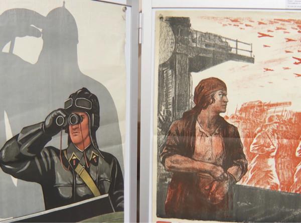 Дневники 41-го: в Петербурге открылась выставка воспоминаний о блокаде