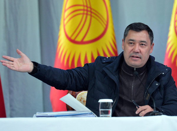 Рабочая поездка: Садыр Жапаров посетил Нарынскую область