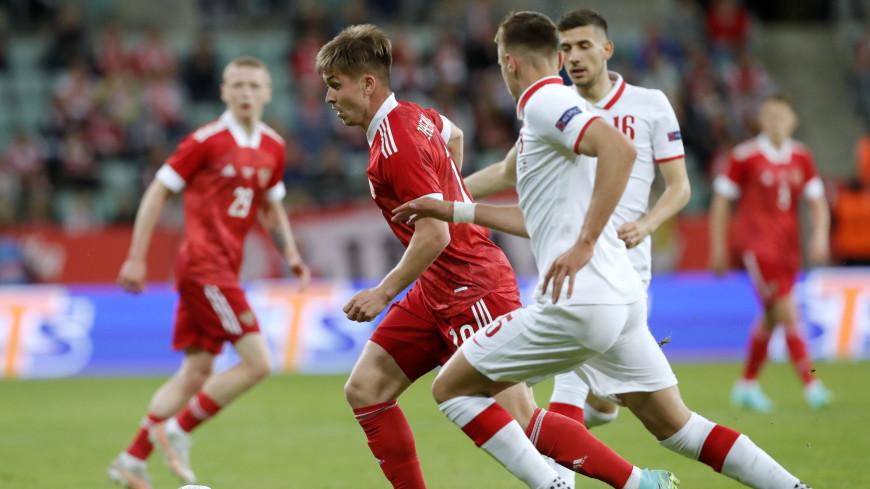 Матч со сборной России стал самым массовым спортивным событием в Польше с начала пандемии