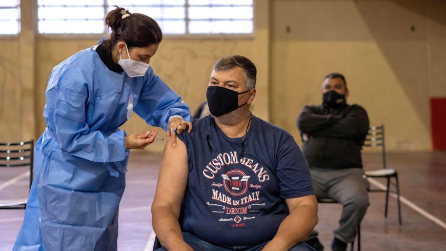 В Аргентине отметили высокий уровень безопасности вакцины «Спутник V»