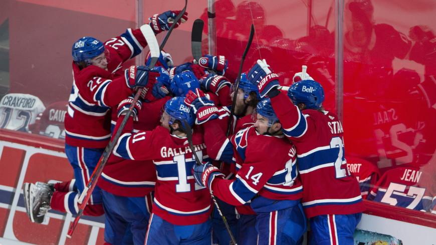 «Монреаль Канадиенс» впервые за 28 лет сыграет в финале Кубка Стэнли