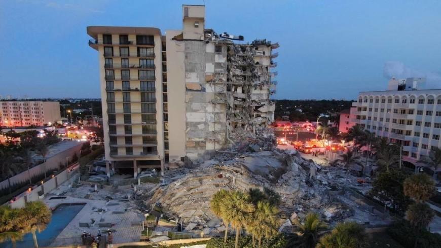 Обзор зарубежных СМИ: обрушение дома в Майами и распространение «дельты-плюс»