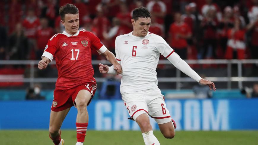 Головин – лучший игрок на групповом этапе Евро по преодоленной дистанции