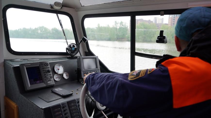Енисей наступает: на Красноярском гидроузле скорректирован водосброс