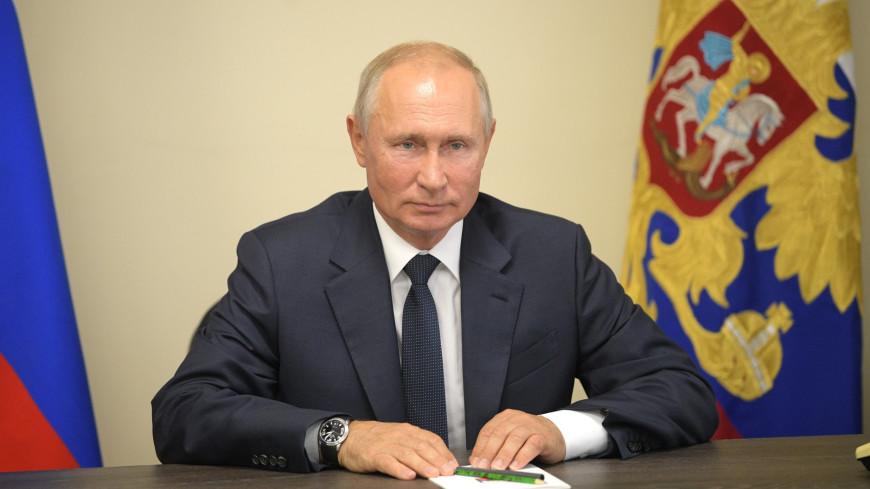 Путин: Нас беспокоит наращивание инфраструктуры НАТО вблизи границ России