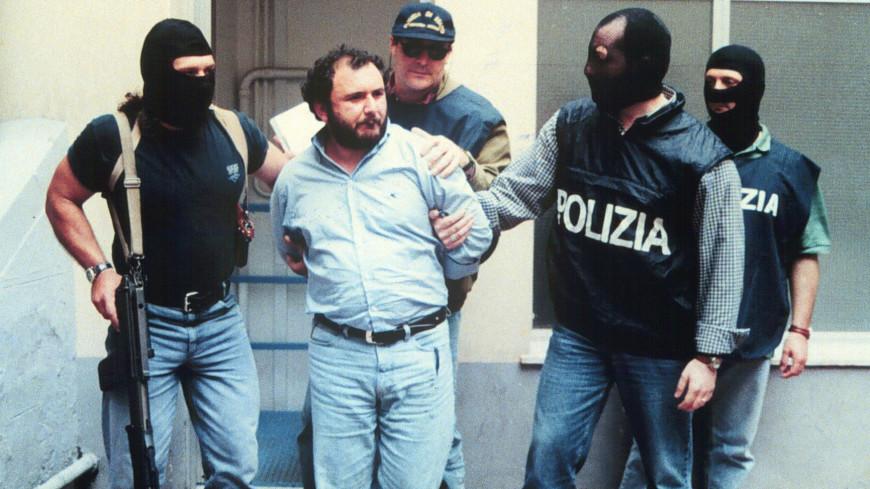 Итальянский мафиози Джованни Бруска вышел из тюрьмы