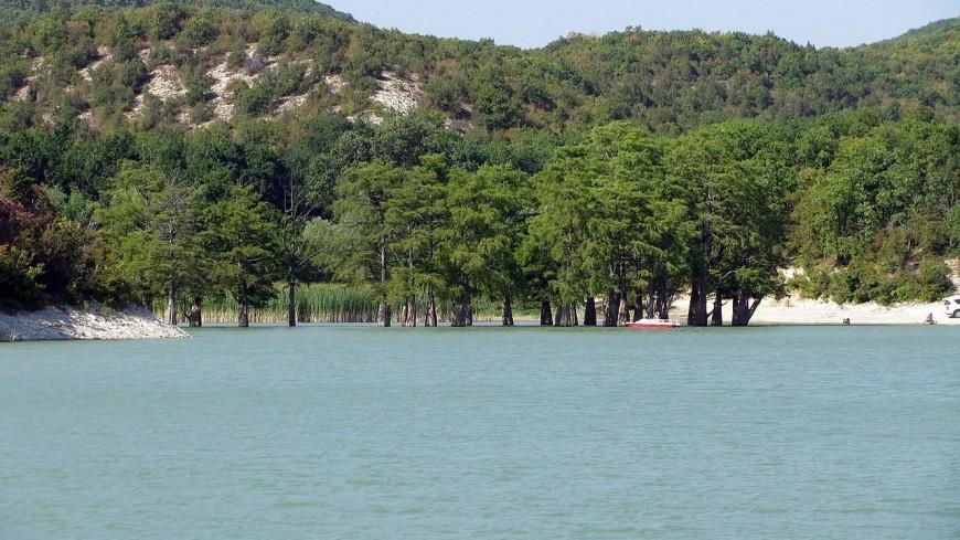 Спасение в долине Сукко: уникальное кипарисовое озеро в Анапе заполнилось водой