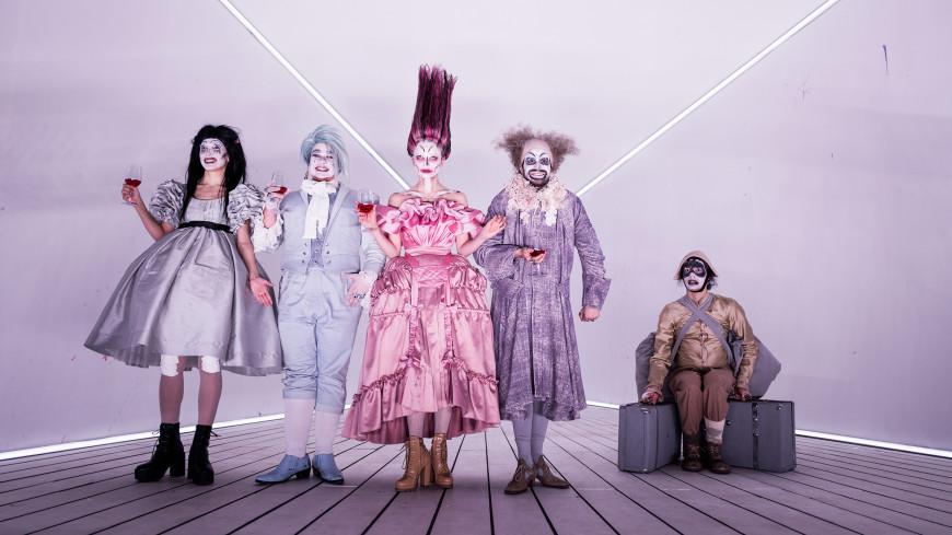 «Lё Тартюф. Комедия» в Театре на Таганке – смысл надо искать не в словах, а в мизансценах