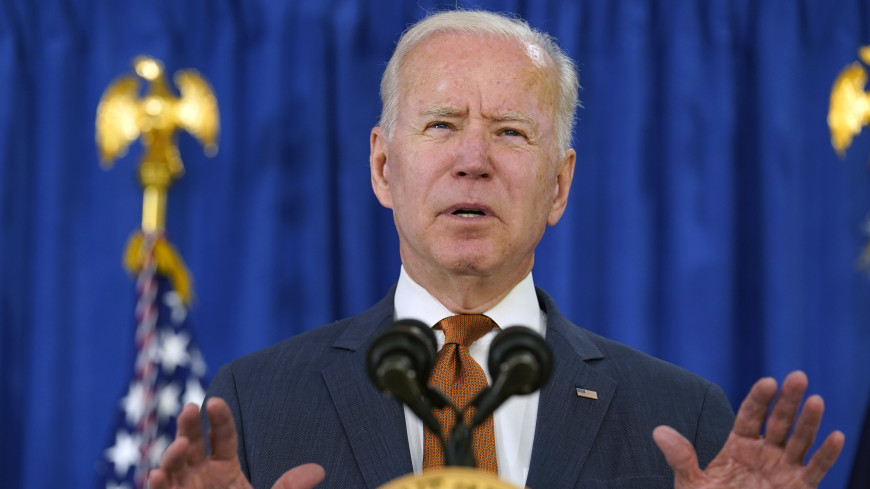Байден: США не ищут конфликта с Россией