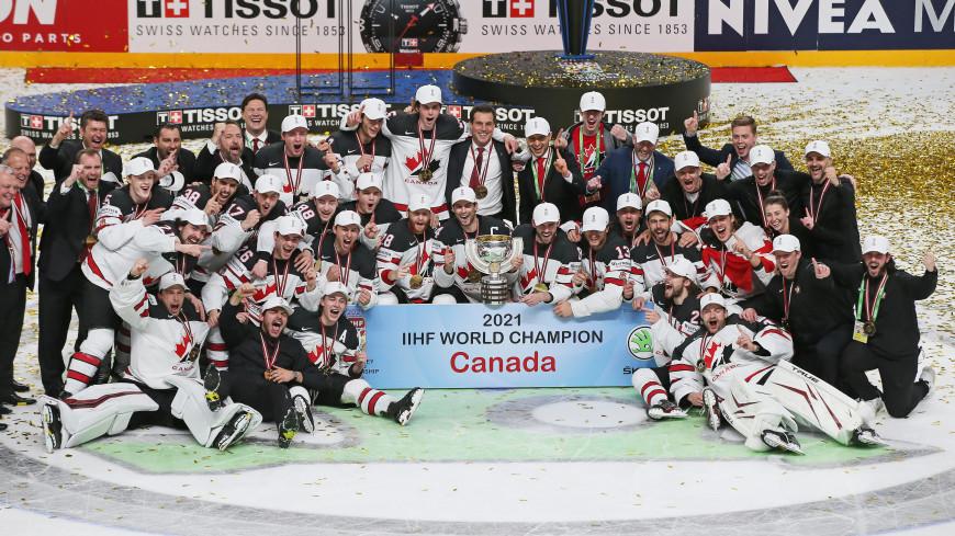 Главные новости за ночь: Канада – чемпион мира по хоккею, Елизавета II снова прабабушка, симптомы опухоли мозга