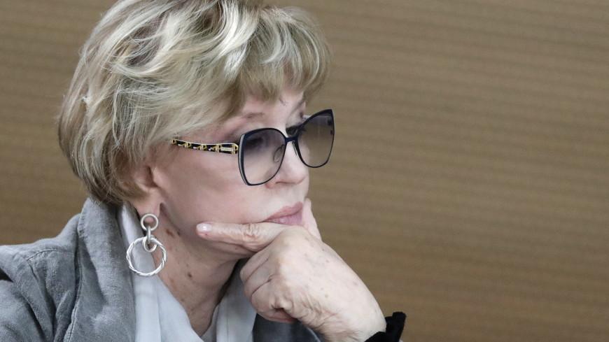 Актрису Веру Алентову госпитализировали в Москве