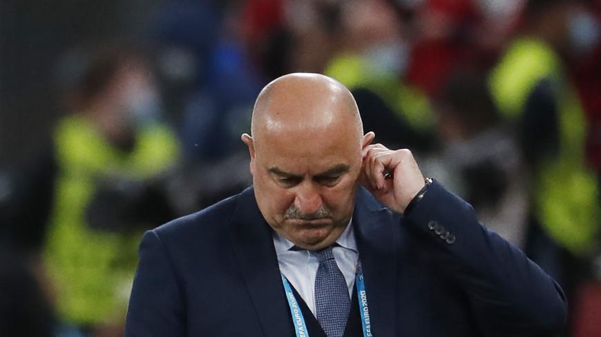 Черчесов заявил, что не уйдет в отставку после провального Евро-2020