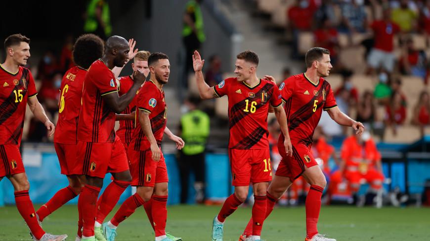 Бельгия обыграла Португалию на Евро-2020 и в четвертьфинале сыграет с Италией
