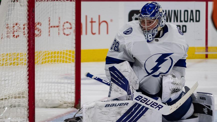 Вратарь мечты: россиянин Андрей Василевский установил рекорд НХЛ