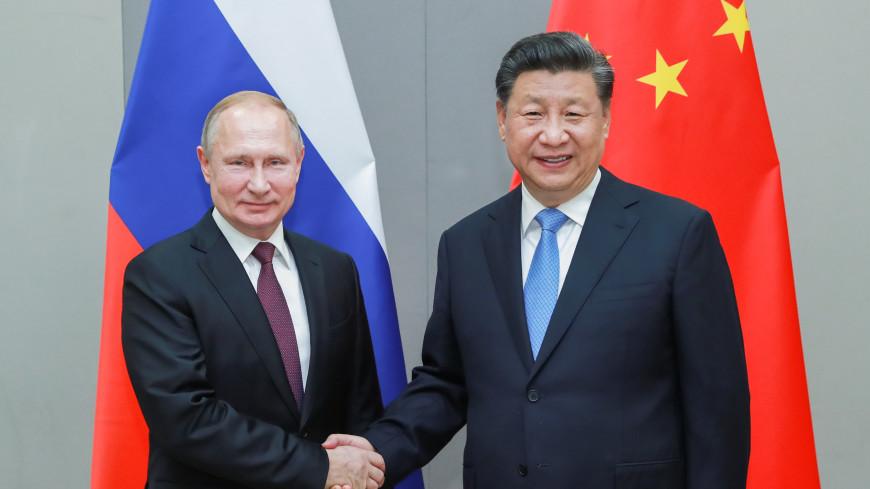 Путин и Си Цзиньпин продлили российско-китайский договор о добрососедстве, дружбе и сотрудничестве