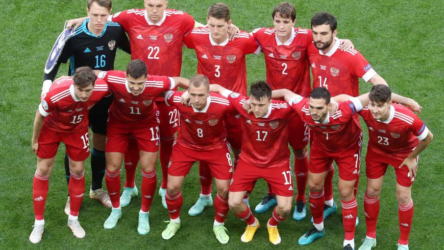 Раскрыт рацион питания российских футболистов на Евро-2020