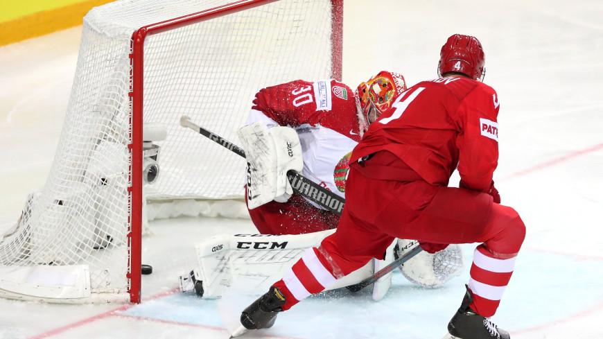 ЧМ по хоккею: Россия обыграла Беларусь со счетом 6:0