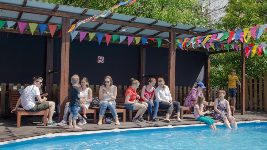 Фестиваль «Вся Грузия в одном Флаконе»,Вся Грузия в одном Флаконе, бассейн, лето, жара,