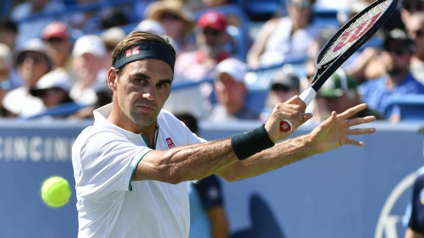 Швейцарский теннисист Роджер Федерер отказался от участия в Олимпиаде