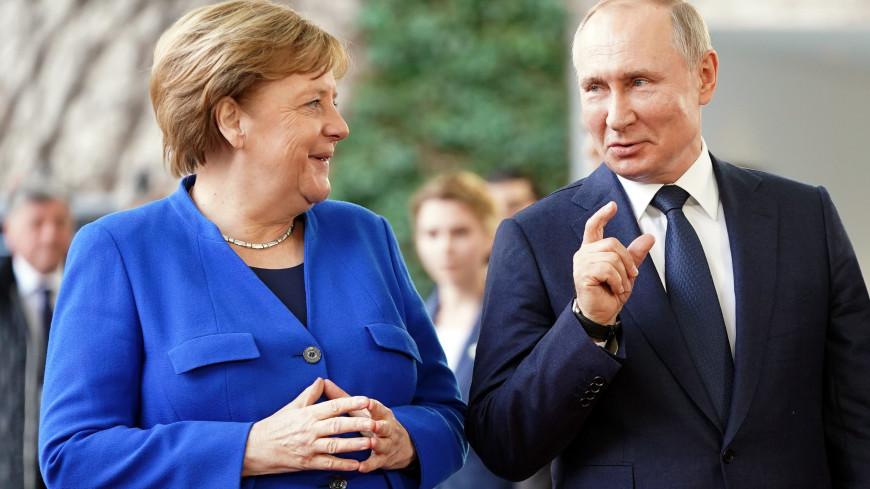Путин ответил на вопрос, будет ли скучать без Меркель
