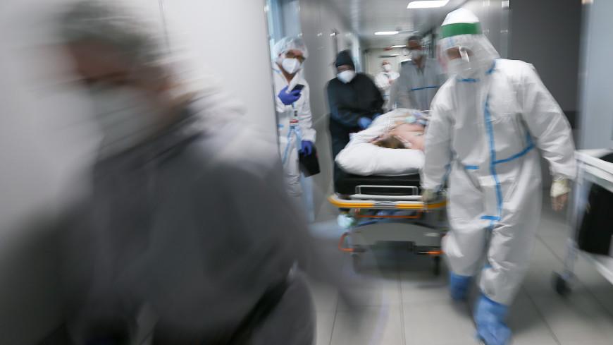 В Москве выросло число случаев повторного заражения COVID-19