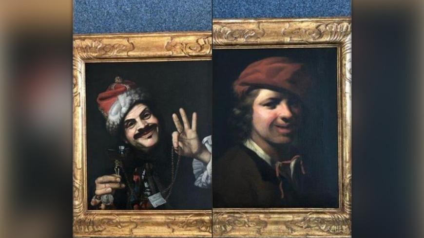 В Германии на помойке нашли шедевры XVII века
