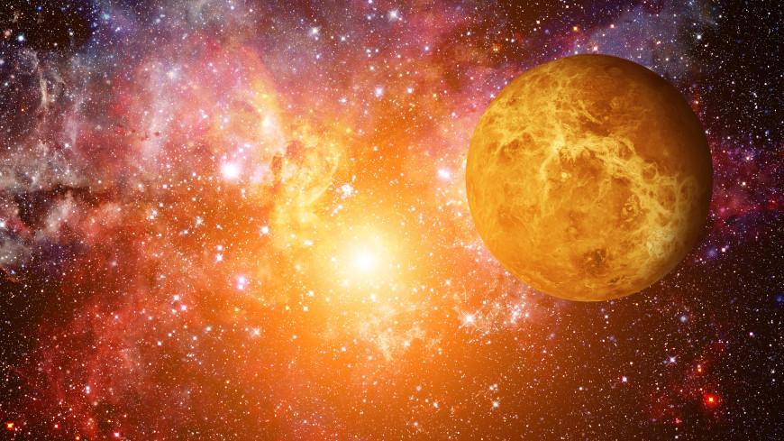 Атмосферу Венеры признали экстремально сухой