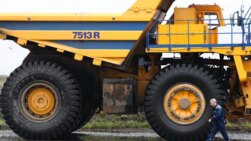 «Белаз» подписал соглашения на поставку 128 самосвалов в Россию на $260 млн