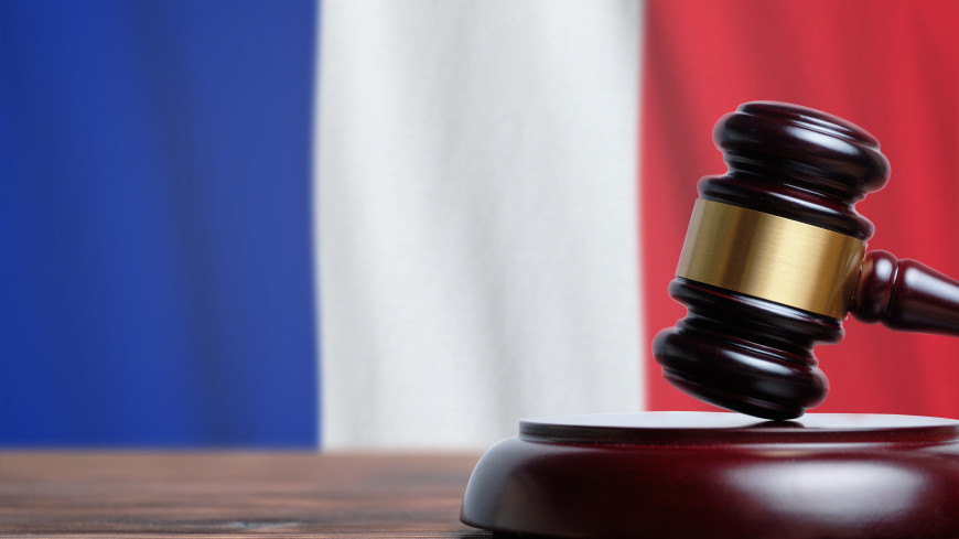 «Хотели бросить в президента яйцо или торт»: во Франции судят ударившего Макрона мужчину