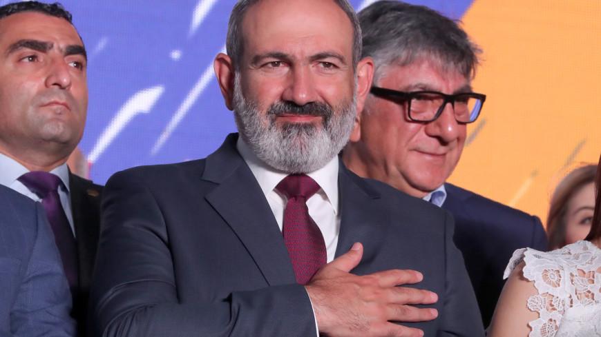 ЦИК Армении подвел окончательные итоги выборов: партия Пашиняна набрала 53,91%