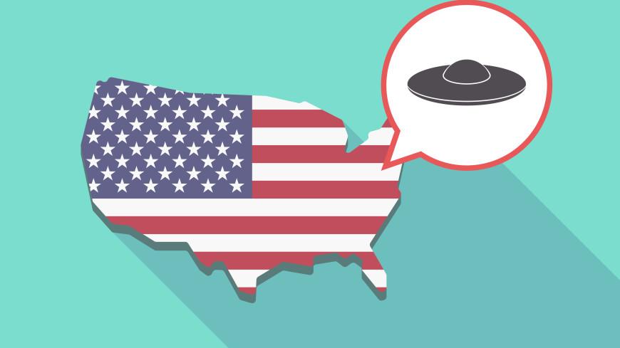 Спецслужбы США не исключают существование НЛО
