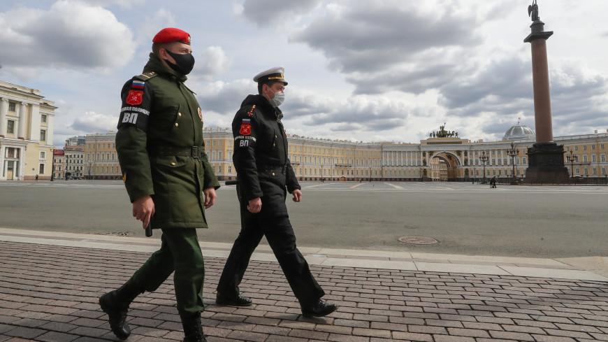 Власти Петербурга усилят контроль за соблюдением противовирусных мер в городе